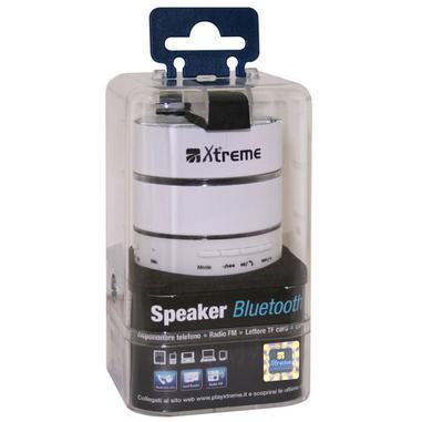 Xtreme 33136 3W Cilindro Bianco