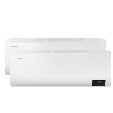 Samsung AJ040TXJ2KGEU + AR09TXHZAWKNEU x 2 Luzon Climatizzatore split system Bianco