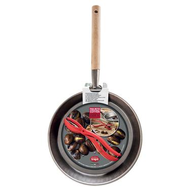 Snips 020503 Chestnut pan Rotondo padella
