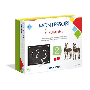 Clementoni Montessori - I numeri