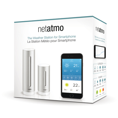 Netatmo Stazione meteo per smartphone