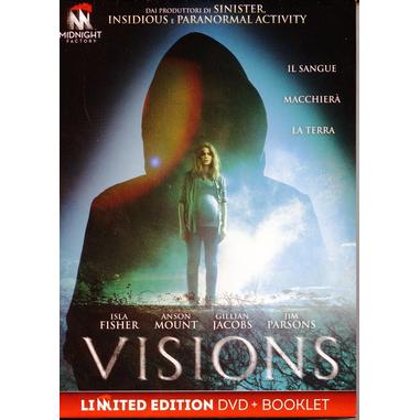 Visions, DVD 2D ITA