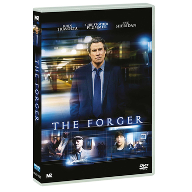 Eagle Pictures The Forger - Il falsario, DVD