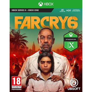 Far Cry 6, Xbox One