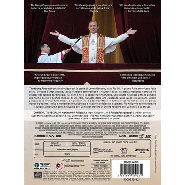 The Young Pope (DVD)