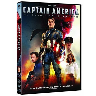 Captain America: il primo Vendicatore (DVD)