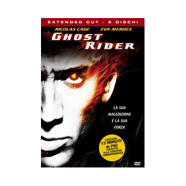 Ghost Rider (2007), DVD