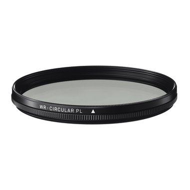 Sigma AFG9C0 Polarizzatore circolare 77mm camera filters