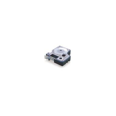 DYMO D1 Standard 9mm x 7m D1 nastro per etichettatrice nero e blu
