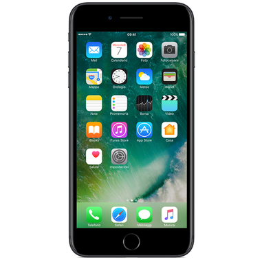 Apple iPhone 7 Plus SIM singola 4G 32GB Nero