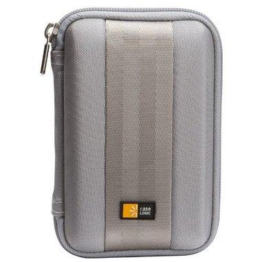 Case Logic QHDC101G Custodia a tasca EVA (Acetato del vinile dell'etilene) Grigio custodia HDD/SSD