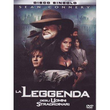 La leggenda degli uomini straordinari (DVD)