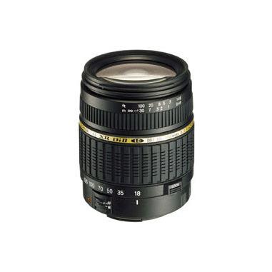 Tamron A14M 18-200 3.5-6.3XR Digital II Sony Nero