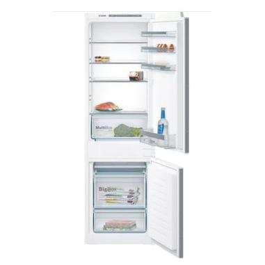 Bosch Serie 4 KIV86VSF0S frigorifero con congelatore Da incasso 268 L F Bianco