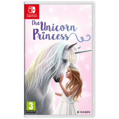 The Unicorn Princess, Switch