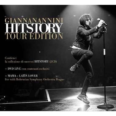 Hitstory Tour Edition, 2CD+DVD