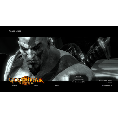 God of war III remastered - Playstation 4
