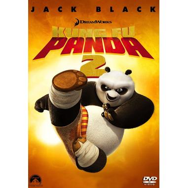 Kung fu panda 2 (DVD)
