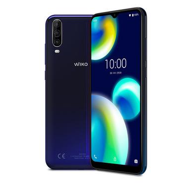 "Wiko View4 Lite 16,6 cm (6.52"") Doppia SIM Android 10.0 4G Micro-USB 2 GB 32 GB 4000 mAh Blu"