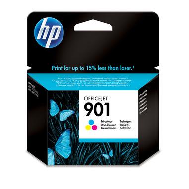 HP Cartuccia originale inchiostro tricromia 901