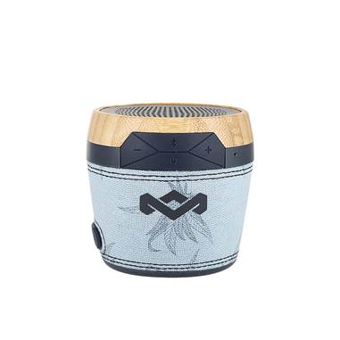 The House Of Marley Chant Mini Mono portable speaker Blu