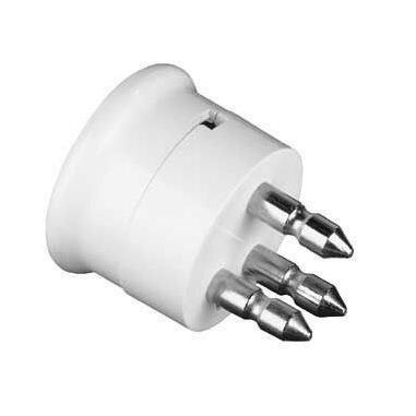 Hama 39044452 cavo di interfaccia e adattatore 6p4c modular socket Bianco