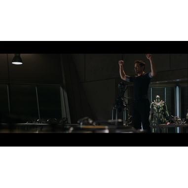 Iron Man 3 2013, (Blu-Ray)