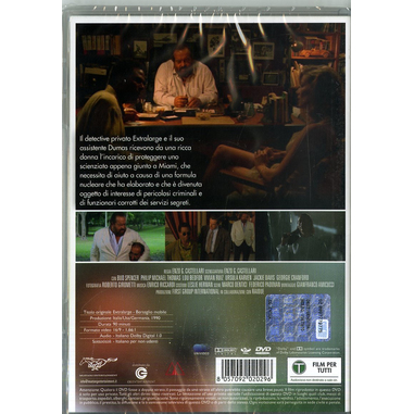 Detective Extralarge - Bersaglio mobile (DVD)
