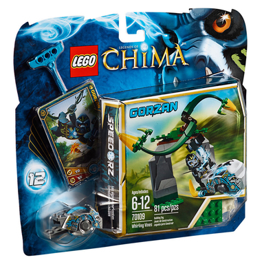 LEGO Legends of Chima Whirling Vines
