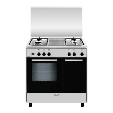 Glem AR854GI Libera installazione 49L A Titanio cucina