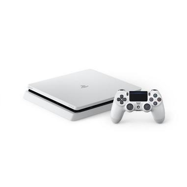 Sony PlayStation 4 Slim 500GB D chassis Wi-Fi Bianco