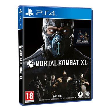 Mortal Kombat XL - PlayStation 4 + Hori fighting stick