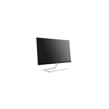 """AOC Style-line I2281FWH monitor piatto per PC 54,6 cm (21.5"""") 1920 x 1080 Pixel Full HD LED Opaco Nero, Argento"""