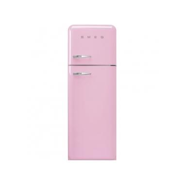 Smeg FAB30RPK3 frigorifero con congelatore Libera installazione Rosa 294 L A+++