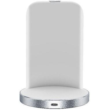 Cellularline WIRELESTANDIPHW Bianco caricabatterie wireless per cellulari