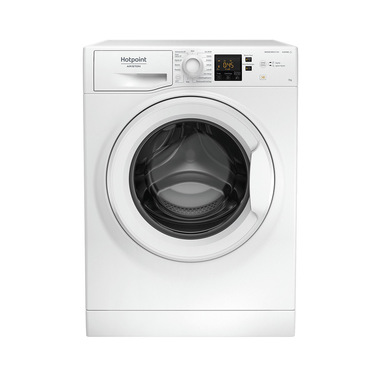 Hotpoint NFR327W IT N lavatrice Caricamento frontale 7 kg 1200 Giri/min D Bianco