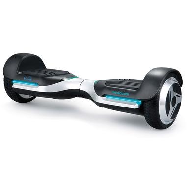Mediacom M-VBG1 hoverboard 13 km/h Nero, Grigio 4400 mAh