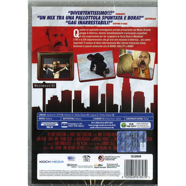 Jimmy Vestvood-Benvenuti in Amerika (DVD)