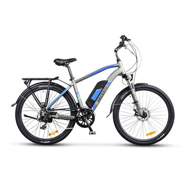 Argento Bike Alpha Blu Argento 698 Cm 275 Litio 25 Kg