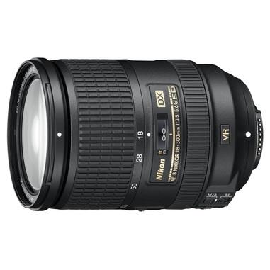 Nikon AF-S DX NIKKOR 18-300mm f/3.5-5.6G ED VR SLR Teleobiettivo zoom Nero