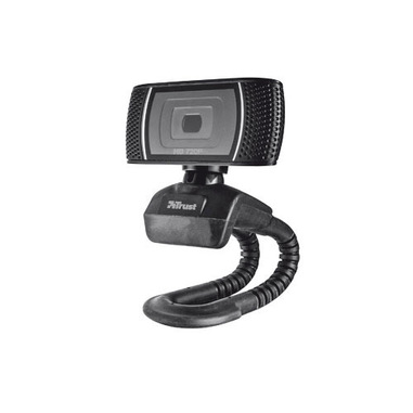 Trust Trino HD Video webcam 8 MP USB Nero