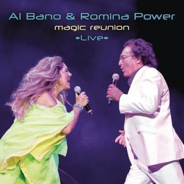Al Bano & Romina Power - Magic Reunion. Live, CD CD World music