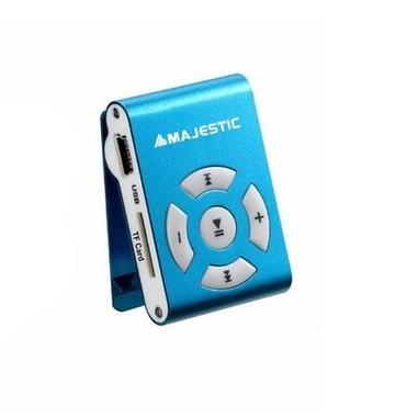 New Majestic SDB-8309 Lettore MP3 Blu 8 GB