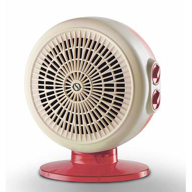 Olimpia Splendid Caldo Circle 22 R Riscaldatore ambiente elettrico con ventilatore Interno Rosso, Bianco 2200 W