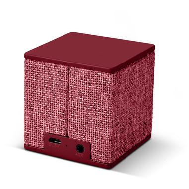 Fresh 'n Rebel Rockbox Cube Fabriq Edition - Concrete