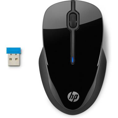 HP 250 mouse Ambidestro RF Wireless Blue LED 1600 DPI