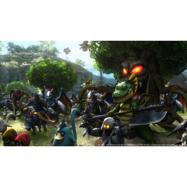 Dragon Quest Heroes II, PS4 Basico PlayStation 4 Inglese