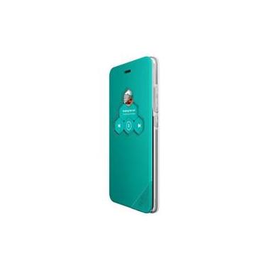 """Wiko WKPRFIBL3720 custodia per cellulare 12,7 cm (5"""") Custodia a libro Verde"""