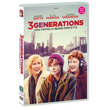 3 Generations: Una famiglia quasi perfetta (DVD)