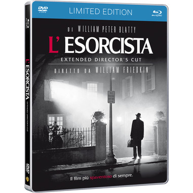 L'esorcista - versione integrale (Blu-ray + DVD)